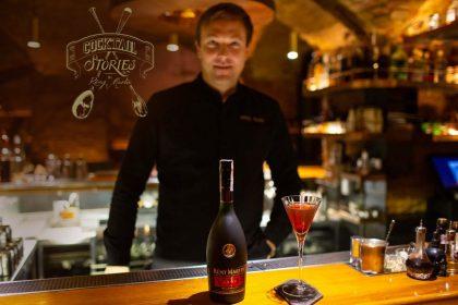 Максим Рябець: «Хочеться зруйнувати стереотип, що бармен — це людина, яка просто наливає»