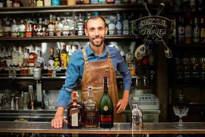 Дмитро Шовкопляс: «Щоденна робота бармена — знайомити гостей з культурою пиття та розвивати смаки»