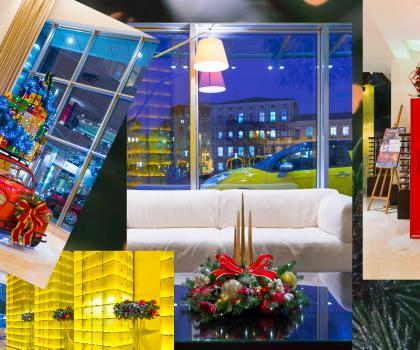 Різдвяна казка в Hyatt Regency Kyiv: час знову повірити в дива
