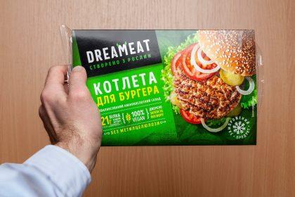 Кондитерська компанія «АВК» розпочала виробництво рослинного м'яса