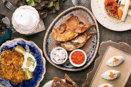 День Соборності України: де замовити страви для святкового вечора