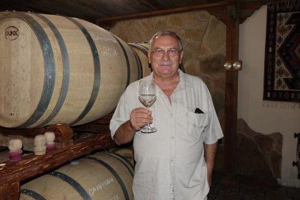 Правила українських виноробів: Володимир Гігінеішвілі