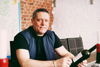Правила українських виноробів: Борис Слабошевський
