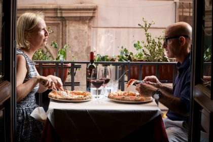 Кулінарне шоу Стенлі Туччі «У пошуках Італії» зібрало авдиторію у 1,64 млн глядачів
