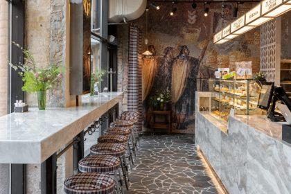 Новий заклад. Київ: кафе-пекарня «Хлібний» на Бессарабці