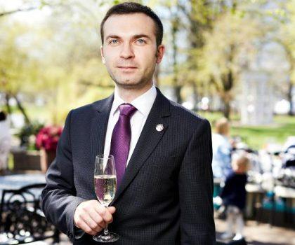 Бліц про вино з сомельє Іваном Перчеклієм