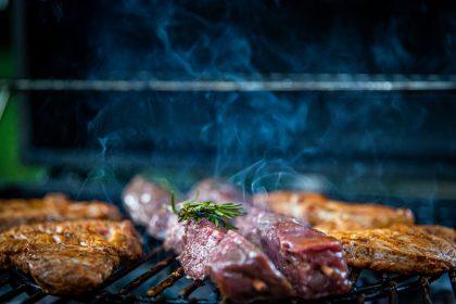 Страви на мангалі в ресторанах Києва: сезон м'яса та риби з димком