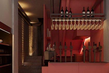 Новий заклад. Київ: бар Soska – вино з кранів на Подолі