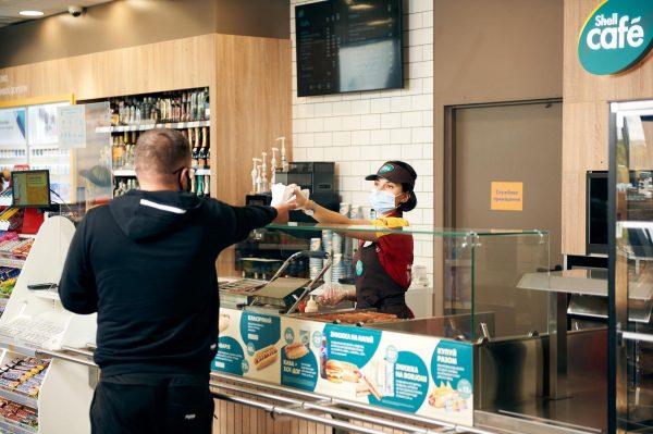 Нові Shell Café вже зустрічають гостей
