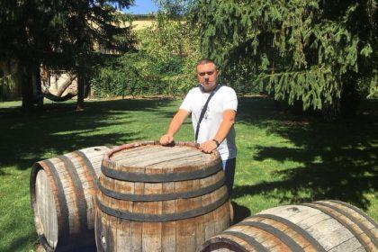 Правила українських виноробів: Дмитро Копій, Axis Winery