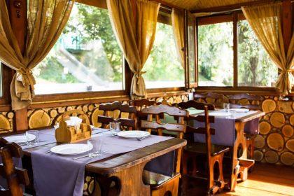 Теплі тераси в ресторанах Києва: осінній відпочинок в місті